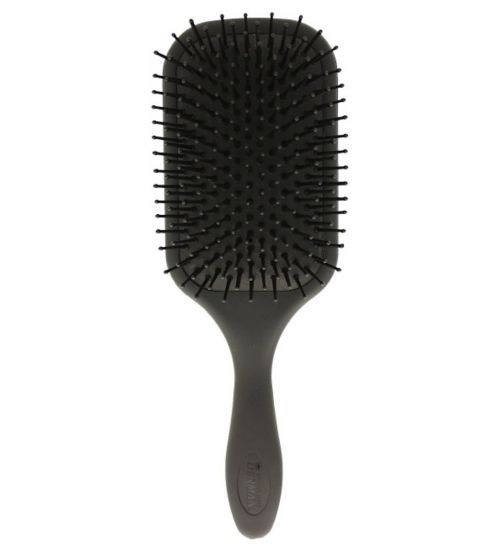 how to clean a denman paddle brush