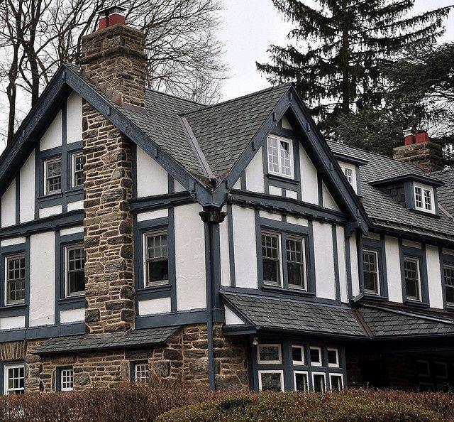 78+ Ideas About Tudor House Exterior On Pinterest