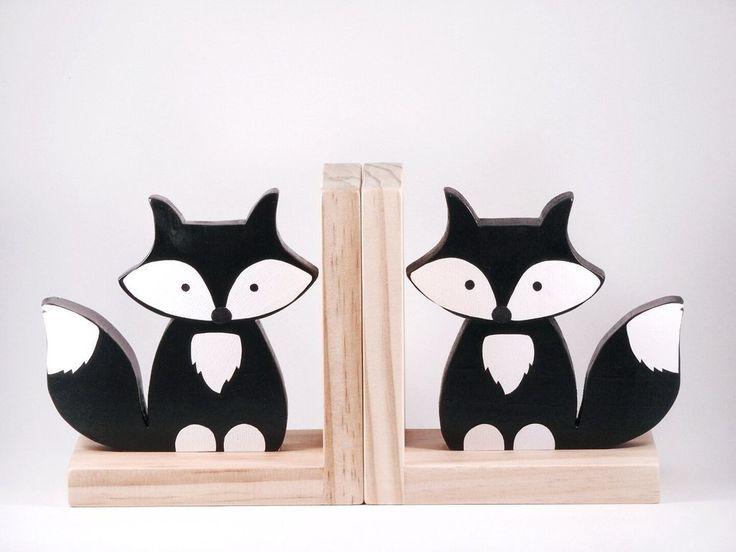 Fox Black - Bookends
