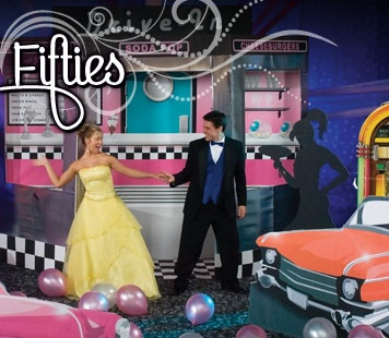 50's Homecoming Theme Ideas