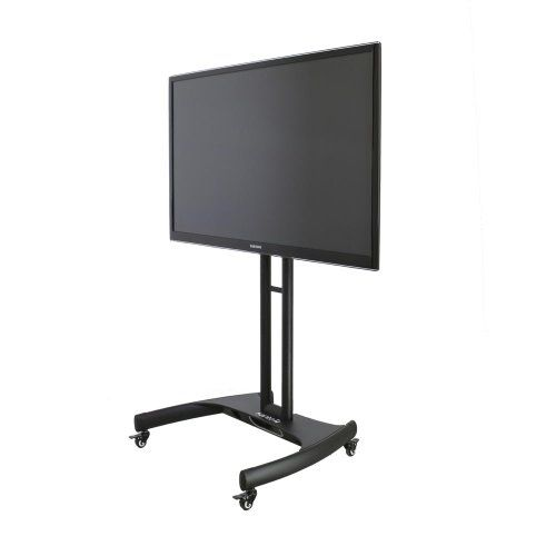 Kanto MTM65 Mobile TV Stand with Mount for 37 to 65 inch Flat Panel Screens (Black) - https://twitter.com/donrzn/status/636096485638062080