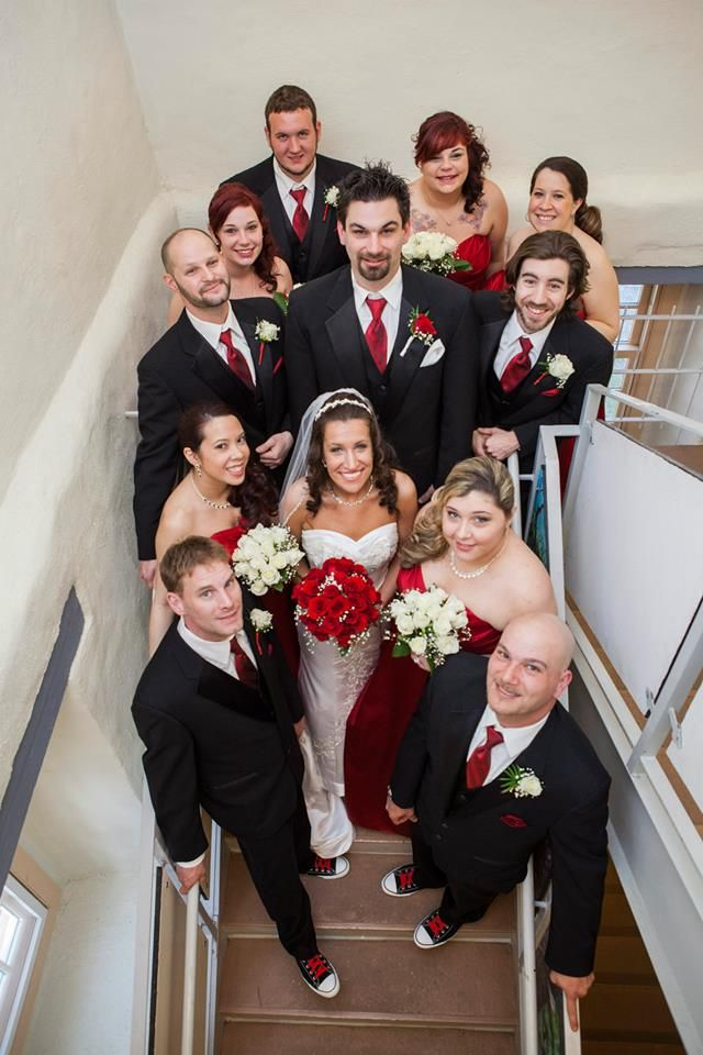 cool wedding shot ideas%0A bridal party  wedding party  bride and groom  groomsman  bridesmaids  maid  of