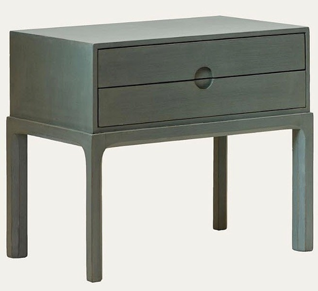 Scandinavian design bed-side table