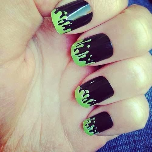 Nails Art In Fashion...