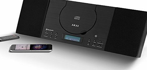 Akai Compact Hifi System Speaker Cd Stereo Fm Radio With Bluetooth Electronics A compact Hi-Fi system best for playing your favorite music. This Akai Compact Hi-FI system is Bluetooth enabled and connects wirelessly to any Bluetooth enabled device. (Barcode EAN = 5391105133355) http://www.comparestoreprices.co.uk/december-2016-week-1-b/akai-compact-hifi-system-speaker-cd-stereo-fm-radio-with-bluetooth-electronics.asp