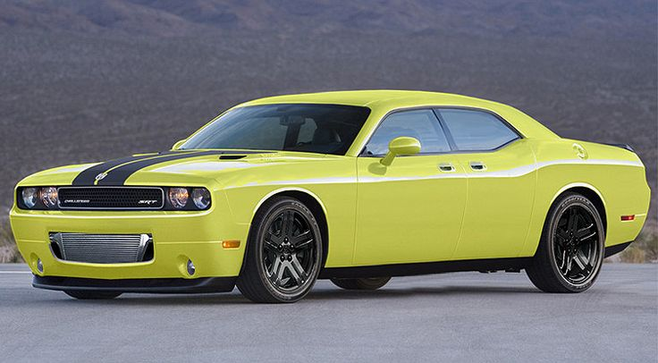 2015 Dodge Challenger 4 Door Sports Cars Pinterest