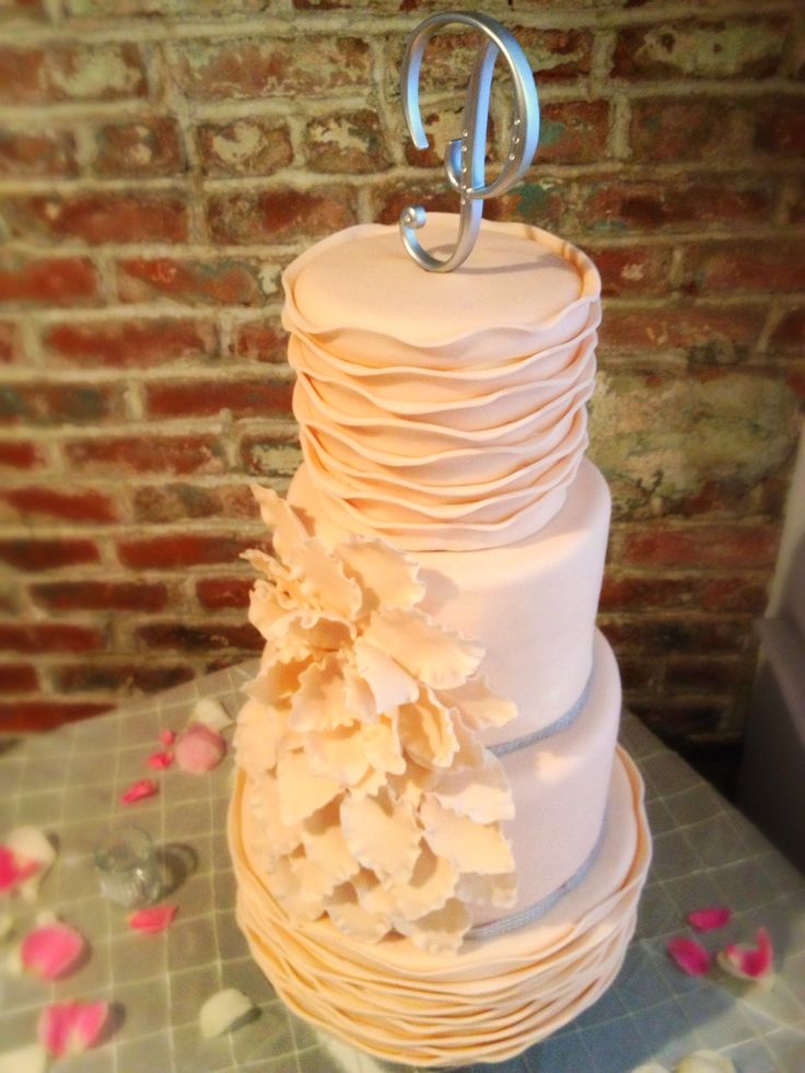 32 best Wedding cakes images on Pinterest | Cake wedding, Sugaring ...