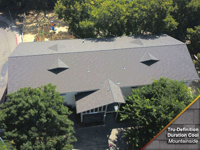 New Photo From Our Recently Completed Project At Grace Bible Church Education Building In Fair Oaks Ca The Kids Will Cool Roof Reroofing Roof Installation