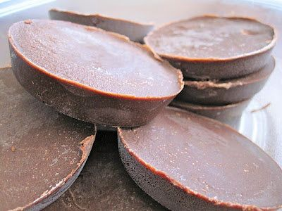 Healthy Cocoa Almond Fudge | Toned & Fit