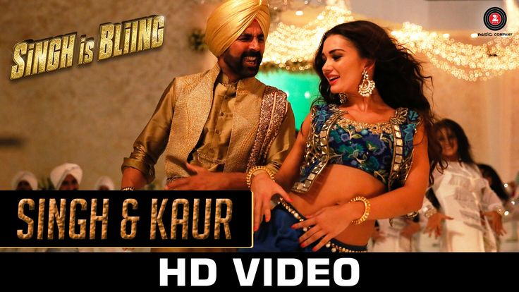 Sung by Manj Musik and Nindy Kaur, the song Singh and Kaur is about Punjab's two most common male & female surnames Singh and Kaur.
