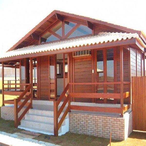 Casas de madeira pré-fabricada – fotos, preços – MundodasTribos – Todas as tribos em um único lugar.