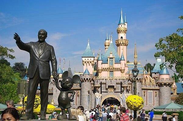 Disneyland Anaheim California Secretos De Disneyland Disneylandia Disneyland