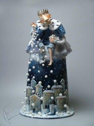 Двенадцать месяцев Ольги Егупец - Ярмарка Мастеров - ручная работа, handmade