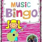 Music Bingo created by my sister who teaches music in South Carolina!  Check it out!!!  Musical Bingo game perfect for the younger learners in your school.  This game addresses instruments such as guitar, piano, harmonica and harp.  Th...