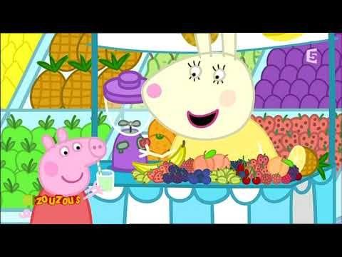 oeufs surprises de couleurs - Peppa Pig - Touni Toys - Titounis - YouTube