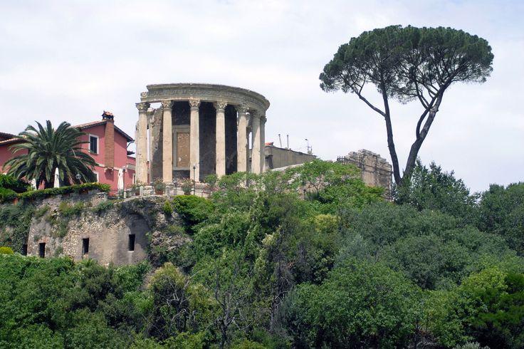 Tivoli - Tempio di Vesta