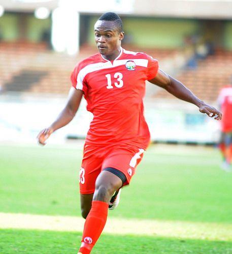 Harambee Stars Clifton Miheso | by shengol