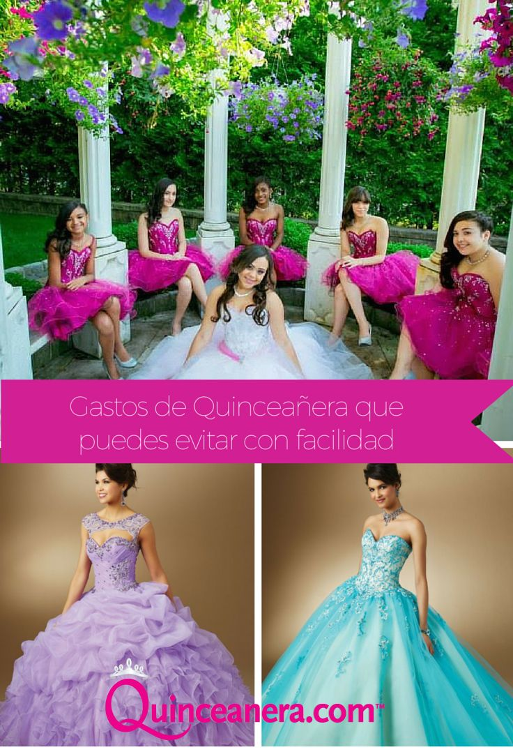 22 best Para los 15 images on Pinterest | Wedding frocks, Homecoming ...