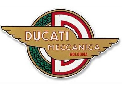 Ducati Motorcycles Logo