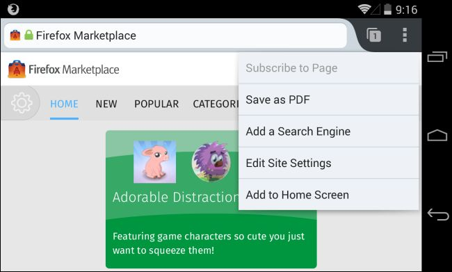 Your smartphone or tablet's home screen isn't just for apps. Whatever platform you're using, you can pin your favorite websites to your home screen so you can quickly access them.