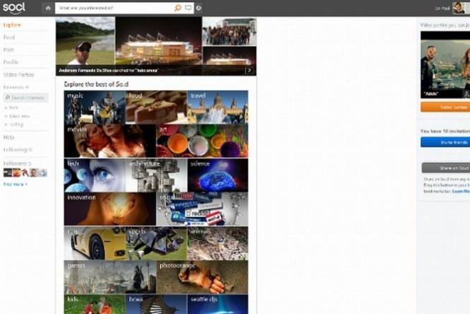 Descrita no vídeo de apresentação no site como uma ferramenta de pesquisa para estudantes, a rede Microsoft So.cl foi lançada discretamente. Definida também como uma plataforma de buscas abertas, tem integração com o Facebook - é possível fazer login com a conta da rede social. Na INFO Online ♦ por Vinicius Aguiari ♦ via ClipLink ♦ http://cliplink.com.br/6703