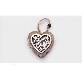 Καρδιά-Σκαλιστή-Μικρή7χ7,2 cm