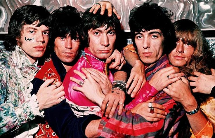 1967 Rolling Stones | Mick Jagger and The Rolling Stones ...