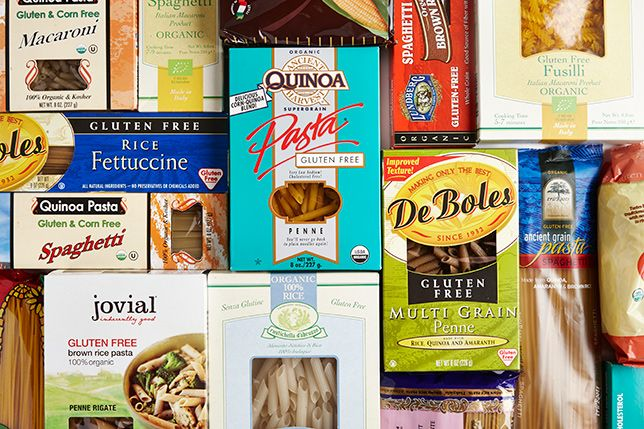 The Best Gluten-Free Pastas We tasted 35 different types of gluten-free pastas: These are the best on the market.