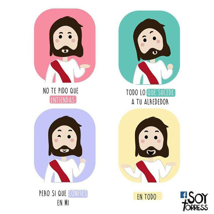 Confía en el Señor