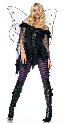 Dark Fairy Costumes for Adults