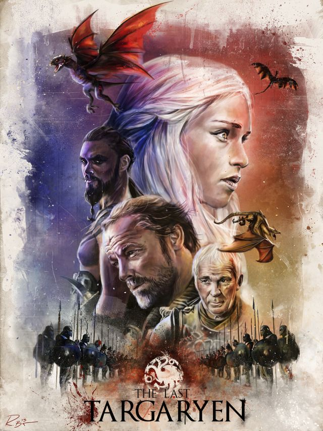 Game Of Thrones - Robert Bruno