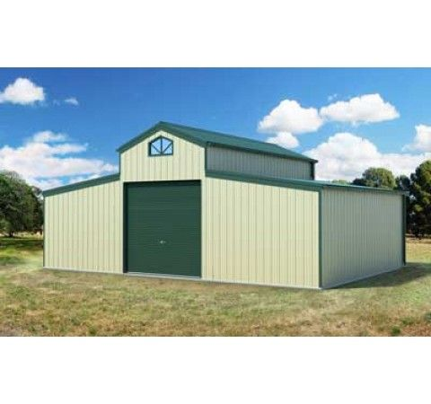 Now you can buy #LIGHT #INDUSTRIAL - 9 X 28 X 3.6M - $20,547 INC GST at wildboarsheds.com.au!  Availability: In Stock  Price: $20,547.00 only   Sizing Features: - Please note that all shed sizes are in meters and roller doors in millimeters - Bay Lengths (Gutter Side) are 3.5m or 4.5m depending on shed size - Heights sgo up to 6m