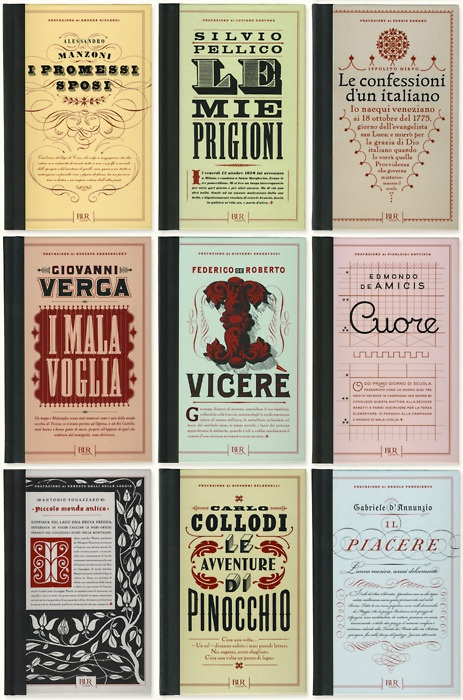 Book covers by Louise Filli