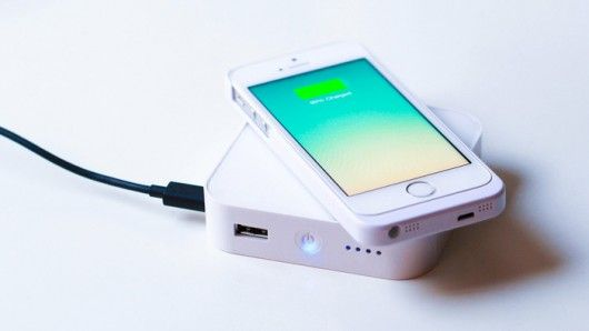 Bezalel prepares the ARK portable wireless charger for roll-out