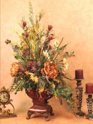 1000 images about neutral color flower arrangements on pinterest cherries floral - Terras arrangement ...