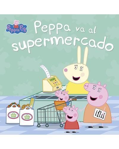 Aprendamos a leer con las aventuras de Peppa Pig, la cerdita más traviesa y preguntona y su familia. No te pierdas lo que les pasó a Peppa, George, Papá Pig y Mamá Pig cuando fueron al supermercado. http://rabel.jcyl.es/cgi-bin/abnetopac?SUBC=BPSOh&ACC=DOSEARCH&xsqf99=1872930