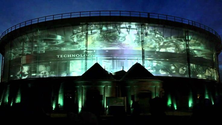 Enter the human age gashouder westergasfabriek on sunday april the gashouder in amsterdams vibrant westerpark became the stage of a spectacular pro