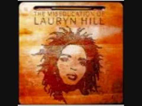 Doo Wop (That Thing)- Lauryn Hill     The Miseducation of Lauryn Hill is still one my favorite albums ever!