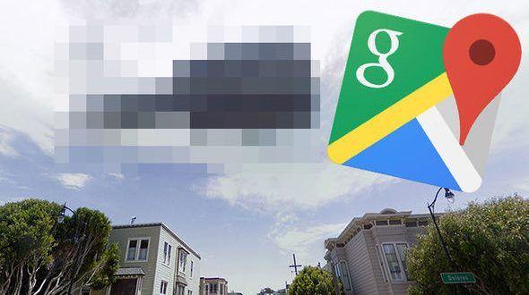 google maps street view uk