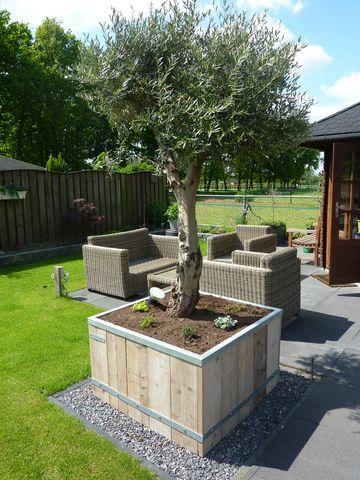 Maco-design voor tuintafels, plantenbakken en maatwerk