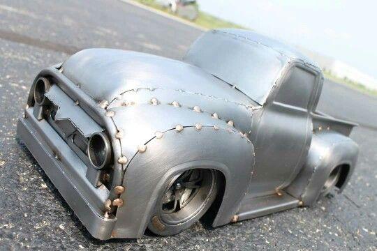 56 old ford pick up truck metal art Metalart metal art racing motorsports welding sculpture automotive cars love tig recycled reused race used