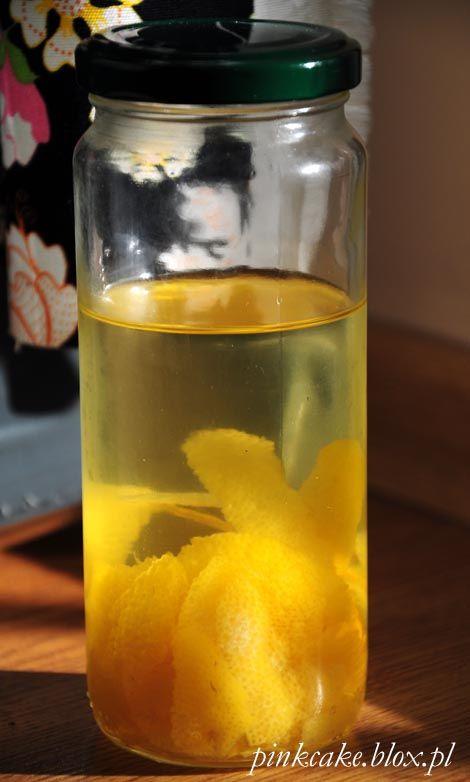Olej cytrynowy