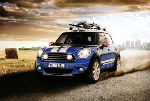 ShopMINIUSA.com: MINI Motoring Accessories and Motoringgear