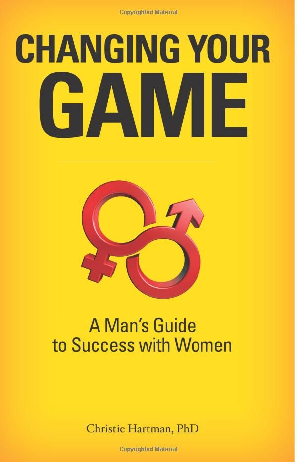 Dating book called the game