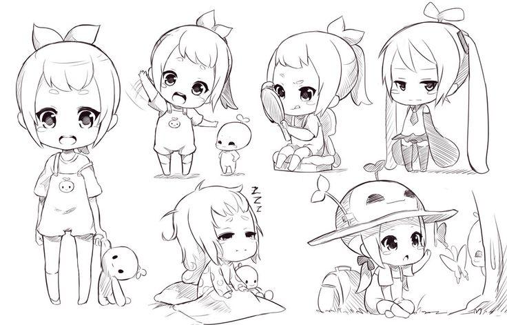 Chibi Drawing