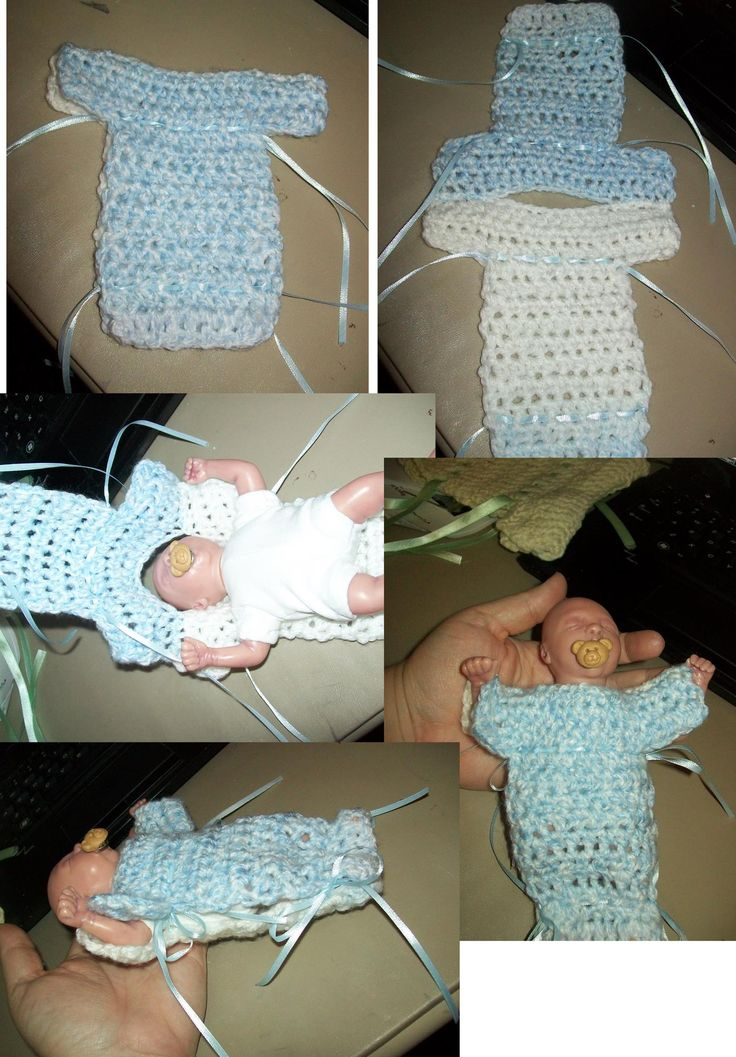 For the littlest babies. Micro preemie, still born clothes.