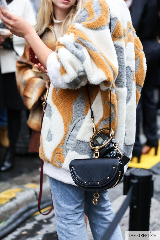 Outside Chloe / Paris Fashion Week SS18