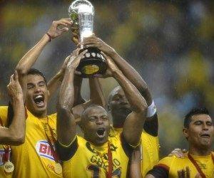 """Muere el futbolista Christian """"Chucho"""" Benítez a los 27 años de edad"""