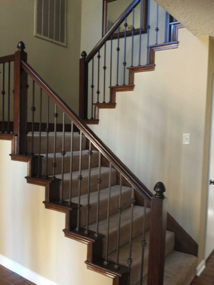 Best 52 Best Staircase Ideas Images On Pinterest Banisters 400 x 300