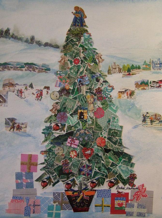 Seasonal/Celebrations - Rachel Markwick - Fine art & collage